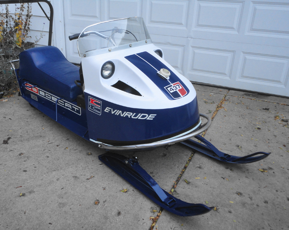 Vintage evinrude snowmobiles for sale necessary